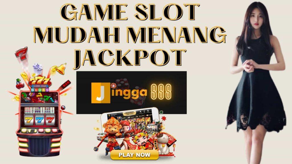 game slot mudah jackpot